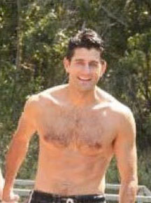 Are absolutely paul ryan shirtless something