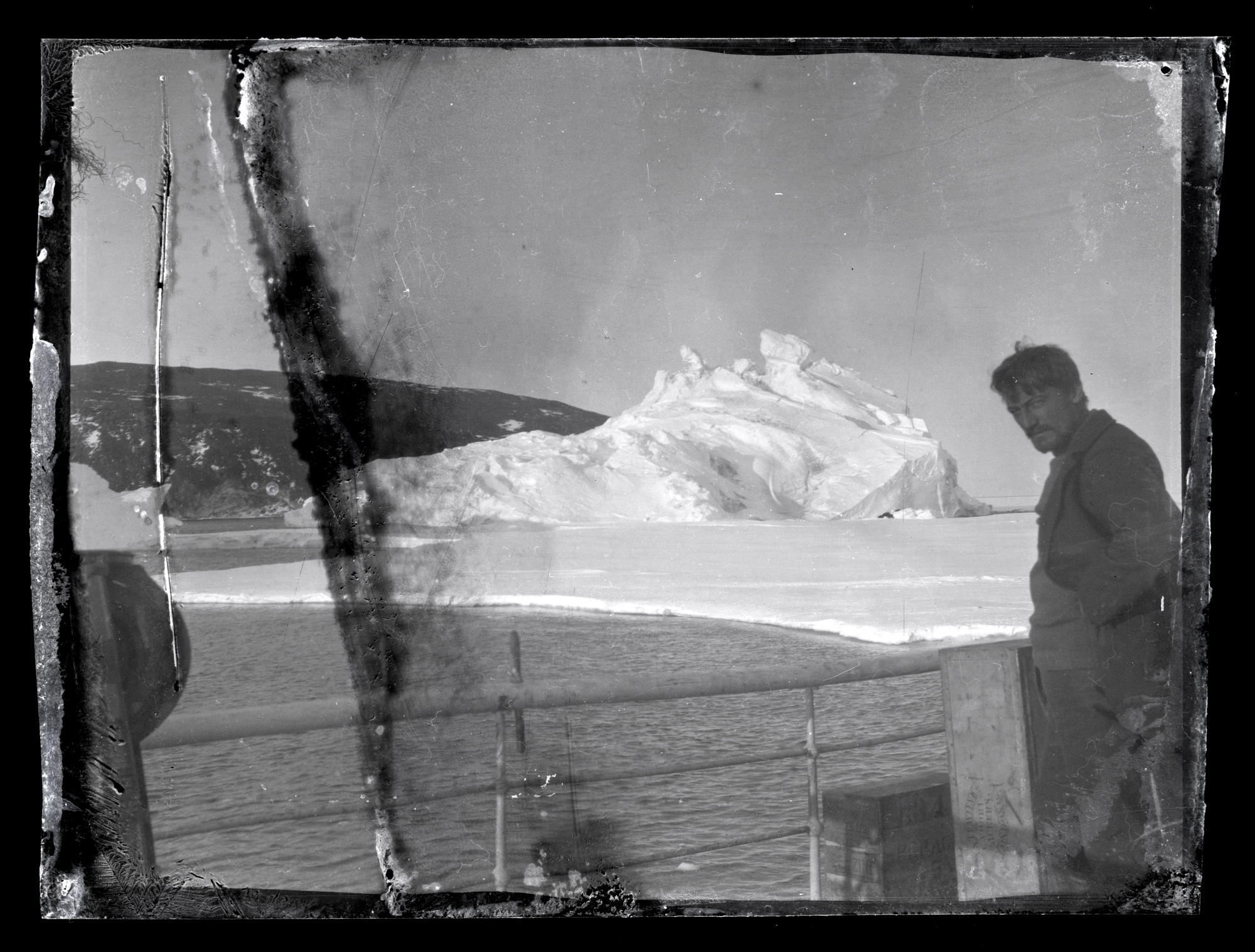 Make: Lanovia Model: C-550 Digitised by NZMS for the Antarctic Heritage Trust from original negatives. Copyright Antarctic Heritage Trust