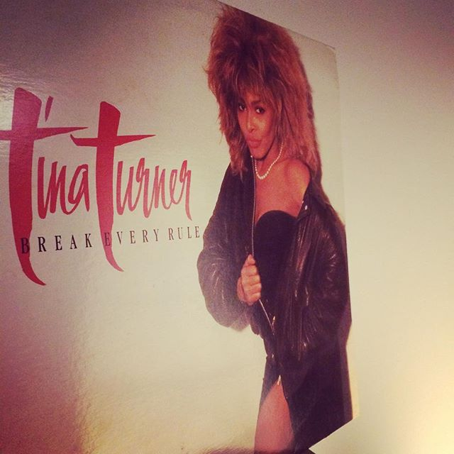 Now-Playing-Break-Every-Rule-by-Tina-Turner-vinyl-80s-TinaTurner