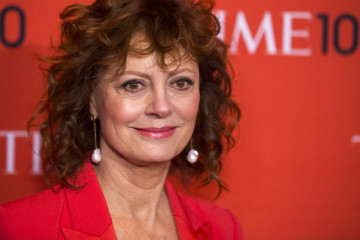 Actress Susan Sarandon ca. 2014