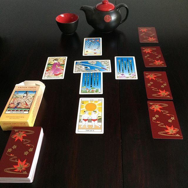 Tea-and-fortune.-tarot-tarotcards-tarotreading