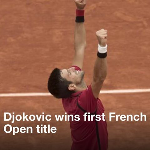 YAAAAS-KING-novakdjokovic-FrenchOpen-Best-Tennis-number1