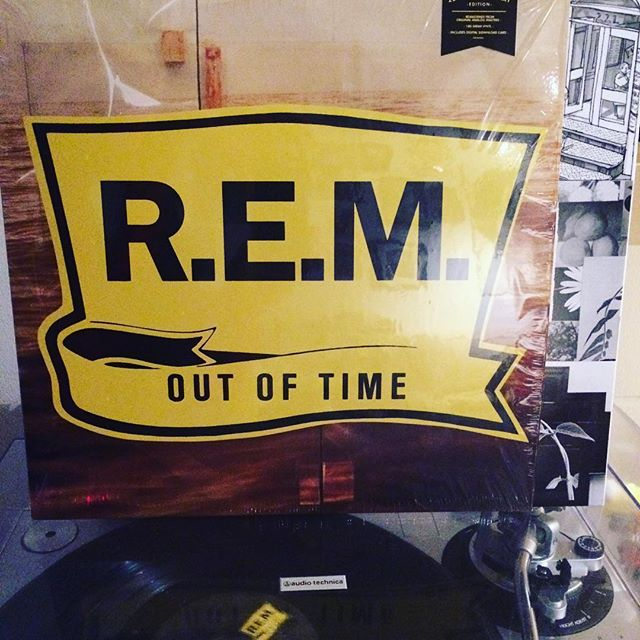 now-playing-out-of-time-by-r.e.m.-the-album-that-put-the-athens-georgia-band-on-the-mainstream-map.-