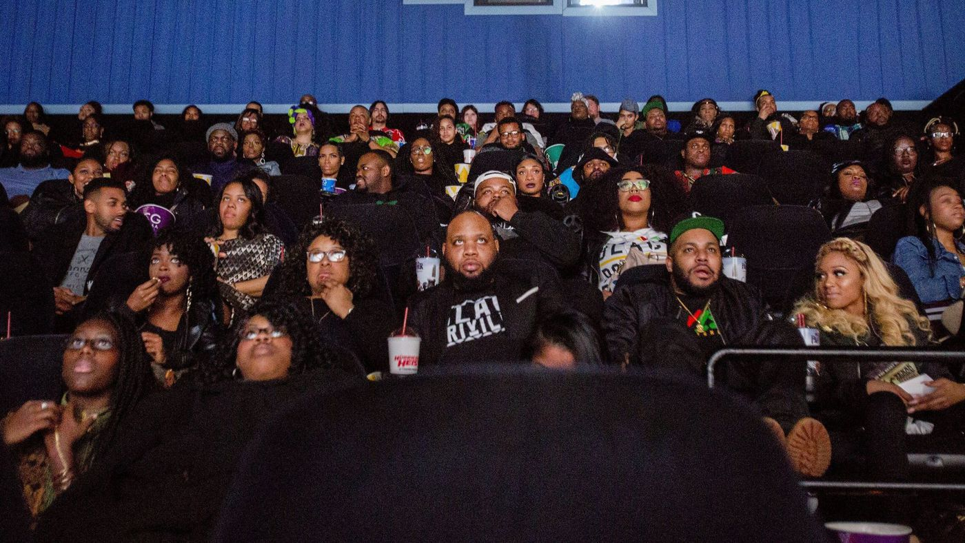 BlackPantherAudience
