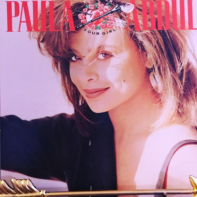 "now-playing-""forever-your-girl""-by-paula-abdul-1988.-ms.-abdul's-perfectly-pop-debut-was-a-bit"