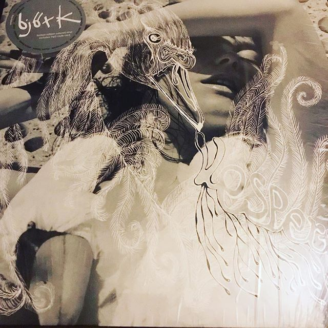 "now-playing-""vespertine""-by-bjork-2001.-the-icelandic-singer's-fourth-solo-album-is-a-sonic-ab"